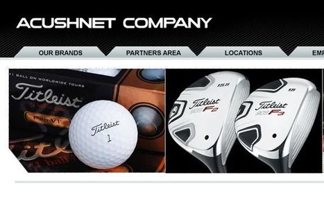 Acushnet est à vendre | Tout le matériel golf, équipement golf et accessoires golf | Scoop.it