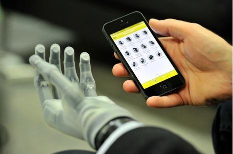 Touch Bionics dévoile une prothèse révolutionnaire | Digital Santé #5 : Focus TEDMED 2013 | Scoop.it