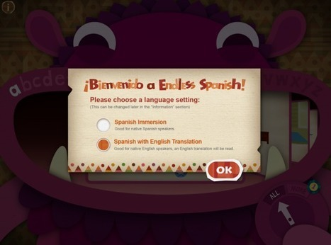Endless Spanish - An App to Help Young Students Learn Spanish | Better teaching, more learning | Scoop.it