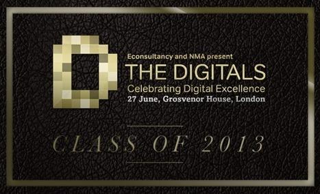 The Digitals 2013 | DigiMarketing | Scoop.it