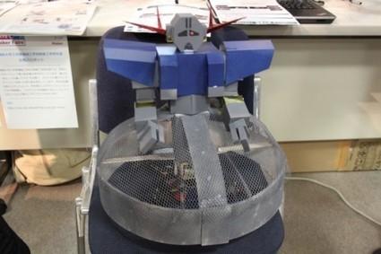 Tokyo Maker Faire 2013: Robots | Heron | Scoop.it