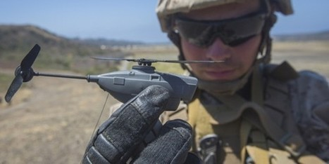 US-Armee testet 144.000 Euro teure Mini-Drohne | #Drones | 21st Century Innovative Technologies and Developments as also discoveries, curiosity ( insolite)... | Scoop.it