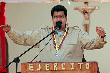 'Yankees go home:' Venezuela's Maduro ejects three US diplomats - Christian Science Monitor   Communism in Venezuela   Scoop.it