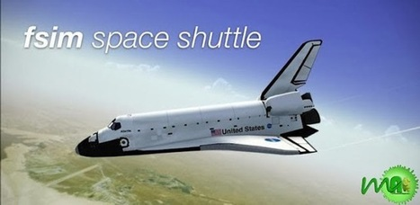 F-Sim Space Shuttle Android APK Free Download ~ MU Android APK | An ideas of thinker. | Scoop.it