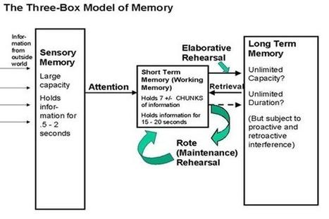 Cognitieve Belasting Theorie: Leuker kunnen we het maken, en ook makkelijker | Master Leren & Innoveren | Scoop.it