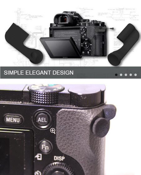 Cineasy Touch Solves Sony a7 series, a6000 Record Button Problem