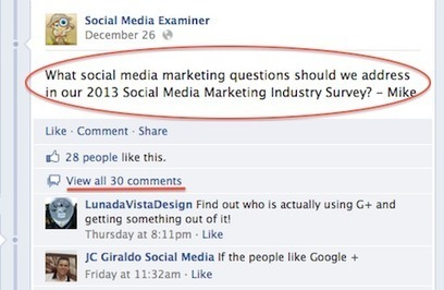 26 Tips for Getting Started With Social Media Marketing | Social Media Examiner | E-marketing knowledge & principles | Scoop.it