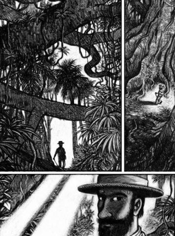BD : voyage au Congo sur les traces de Joseph Conrad | mondomix | BD et histoire | Scoop.it