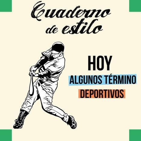 Algunos términos deportivos: 'béisbol', 'beisbolero' y 'sparring'   Terminología   Scoop.it