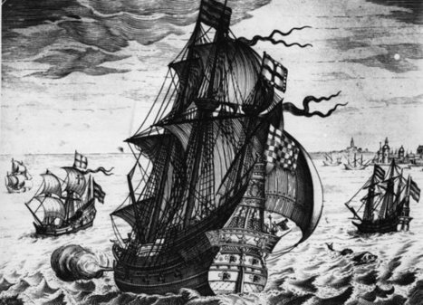 Colombia Discovers 300-Year-Old Shipwreck Worth Over $1 Billion | Vloasis awesome sauce | Scoop.it