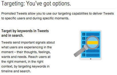 How to Target Ads on Twitter and LinkedIn | | Writing for Social Media | Scoop.it
