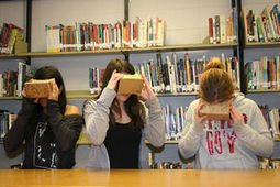 Google provides virtual reality to Marshall students | Education Today and Tomorrow | Scoop.it
