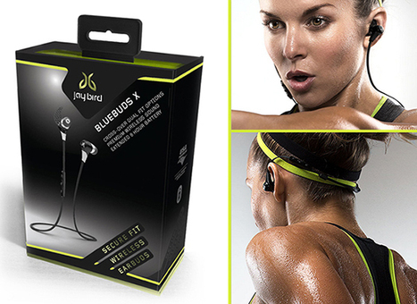 Bluebuds X and Wireless Headphones, Sweat Proof Headphones<br/> Announced by Jaybird LLC.   Best Bluetooth Headphones &amp; Bluetooth Headset   Scoop.it