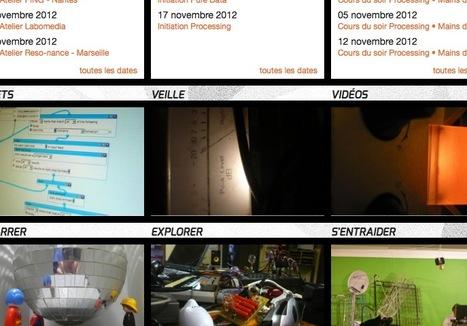 ArtLabo - plate-forme mutualisée et ouverte de ressources autour de la création et de la culture numérique | Fourre tout Numerik | Scoop.it