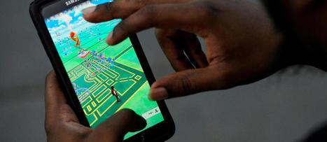 En Belgique, on attrape les livres façon Pokémon Go | SeriousGame.be | Scoop.it