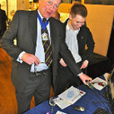 Master of the Worshipful Company of Information Technologist, Jonathan Soar, shows off the Raspberry Pi | Raspberry Pi | Scoop.it
