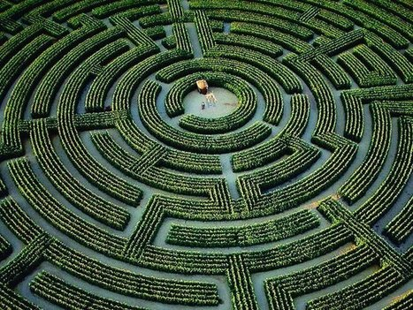 El laberinto… que fueron dos | Mitología clásica | Scoop.it