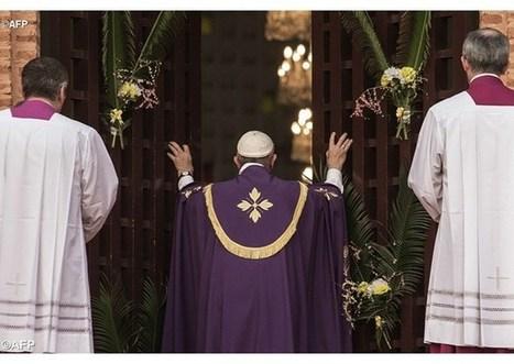 Homília pápeža Františka pri otvorení Svätej brány milosrdenstva v Bangui | Správy Výveska | Scoop.it