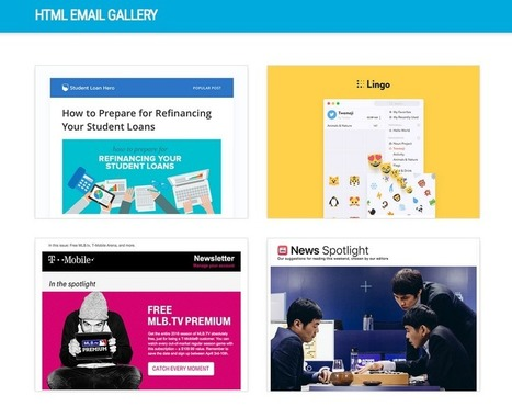 7 Helpful Resources Every Email Marketer Should Bookmark | Extreme Social | Scoop.it