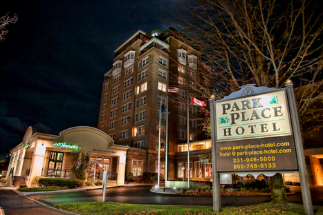 Park Place Hotel in Traverse City, Michigan - Northern Michigan Luxury Hotels | JoeyBLS Photography | Traverse City Businesses | Scoop.it