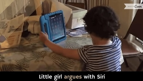 Little girl argues with Siri [video] | Inbound Marketing | Scoop.it