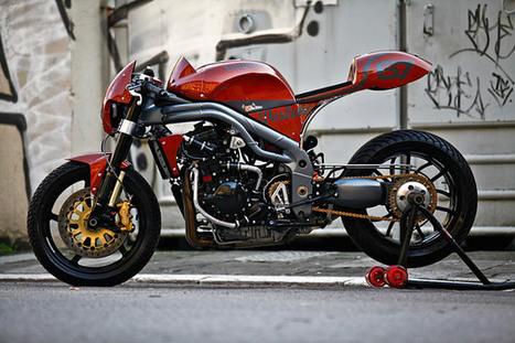 Derecho al Averno: Triumph Weslake Olivi Motori: 2ª BikeExif 2011 Top Ten | Derecho al Averno | Scoop.it