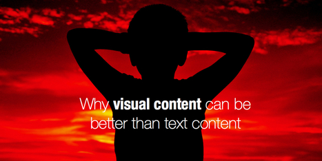 Top 4 examples when visual content wins over text | Multimedia Marketing by Brick House Media Co. | Scoop.it