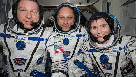 Expedition 43 crew safely returns to Earth after 199 days in space | More Commercial Space News | Scoop.it