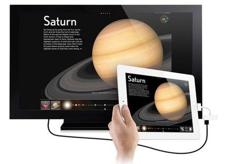 Apple quiere revolucionar los libros de texto con el iPad | Little things about tech | Scoop.it