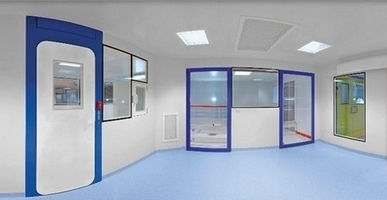 Des laboratoires et salles propres grandeur nature   ACTUALITES   ProcessPropre.fr   Salon ContaminExpo et Congrès ContaminExpert   Scoop.it