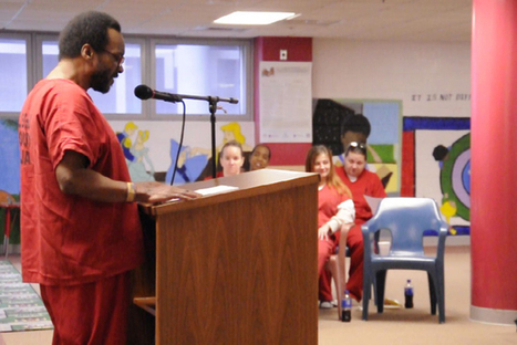 Jailhouse poets find voice in writing course - New Pittsburgh Courier | Prisoner learning | Scoop.it