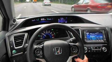2014 Honda Civic review: An almost-HUD without the $1000 upcharge - ExtremeTech | Low Power Heads Up Display | Scoop.it