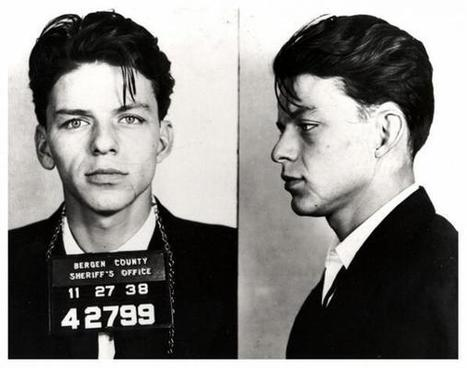 Twitter / History_Pics: Mugshot of Frank Sinatra, ... | facts | Scoop.it