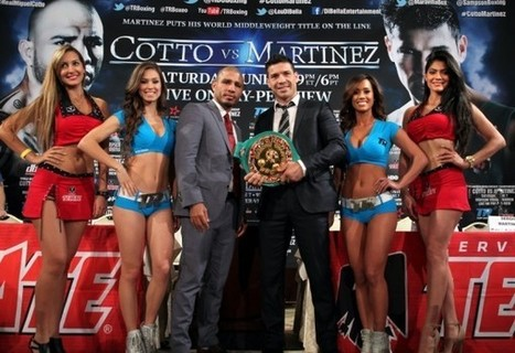 Sergio Martinez vs Miguel Cotto Live Stream Watch Kickoff Time. Schedule. News Info Tv Coverage   State of Origin 2014   Scoop.it