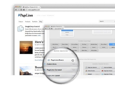 Giveaway: 10 Licenses to PageLines Framework for WordPress   WordPress and Blogging   Scoop.it