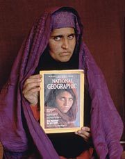 "How They Found National Geographic's ""Afghan Girl"" 