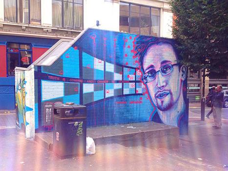 Edward Snowden va travailler pour un site russe   16s3d: Bestioles, opinions & pétitions   Scoop.it