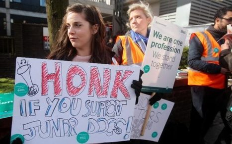 BMA accused of 'toothless omnishambles' over strike tactics | Employment law | Scoop.it