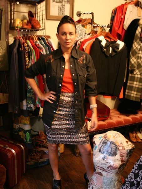 Vintage comes alive at Grassland fashion shop - The Tennessean | CLOVER ENTERPRISES ''THE ENTERTAINMENT OF CHOICE'' | Scoop.it