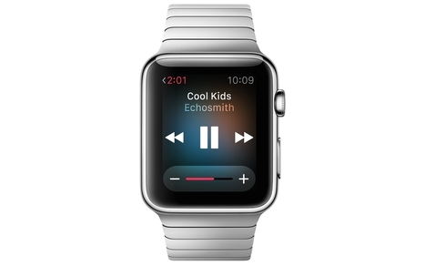 What The Apple Watch Can Do For The Music Business | Musicbiz | Scoop.it