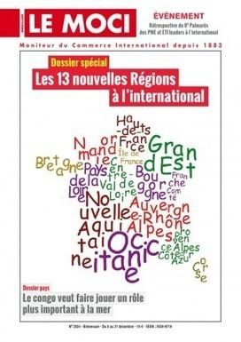 Les 13 nouvelles Régions à l'international   Le Kiosque - GEA   Scoop.it