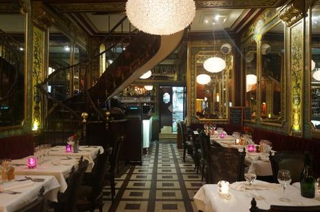 Un diner d'exception au Pharamond! | Gastronomie Française 2.0 | Scoop.it