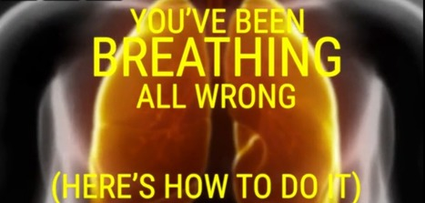 The way most people breathe is hurting their health — here's the right way to do it - Business Insider   Science and Tech news   Scoop.it