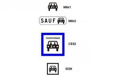 Un nouveau panneau pour le covoiturage   Prévention et Signalisation Routière   Scoop.it