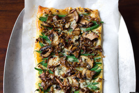 43 New Ways To Cook With Mushrooms | Eco Living, Marketing, News | Scoop.it