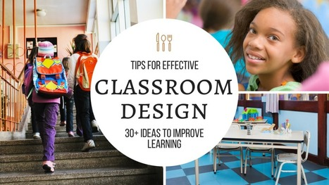 Epic Effective Classroom Decoration and Design Resources | New Web 2.0 tools for education | Scoop.it