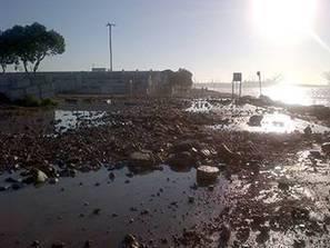 Storm Surge Halts Vessel Operations at Long Beach   Marine & Vessels   Scoop.it
