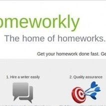 Help With Homework | Visual.ly | Homework and Study Tips | Scoop.it