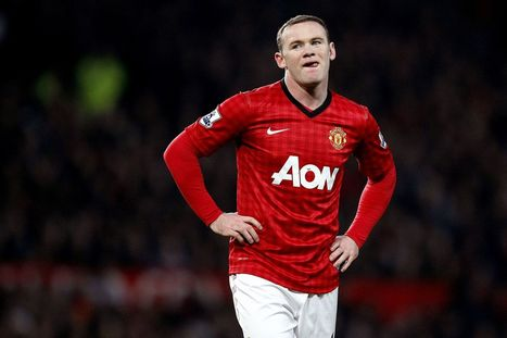Wayne Rooney tells Manchester United he wants a striker role not a midfield one | Football Transfers | Scoop.it