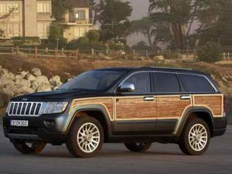 2018 Jeep Grand Wagoneer Concept and Release Date | Newest Cars 2017 | New Cars Release | Scoop.it